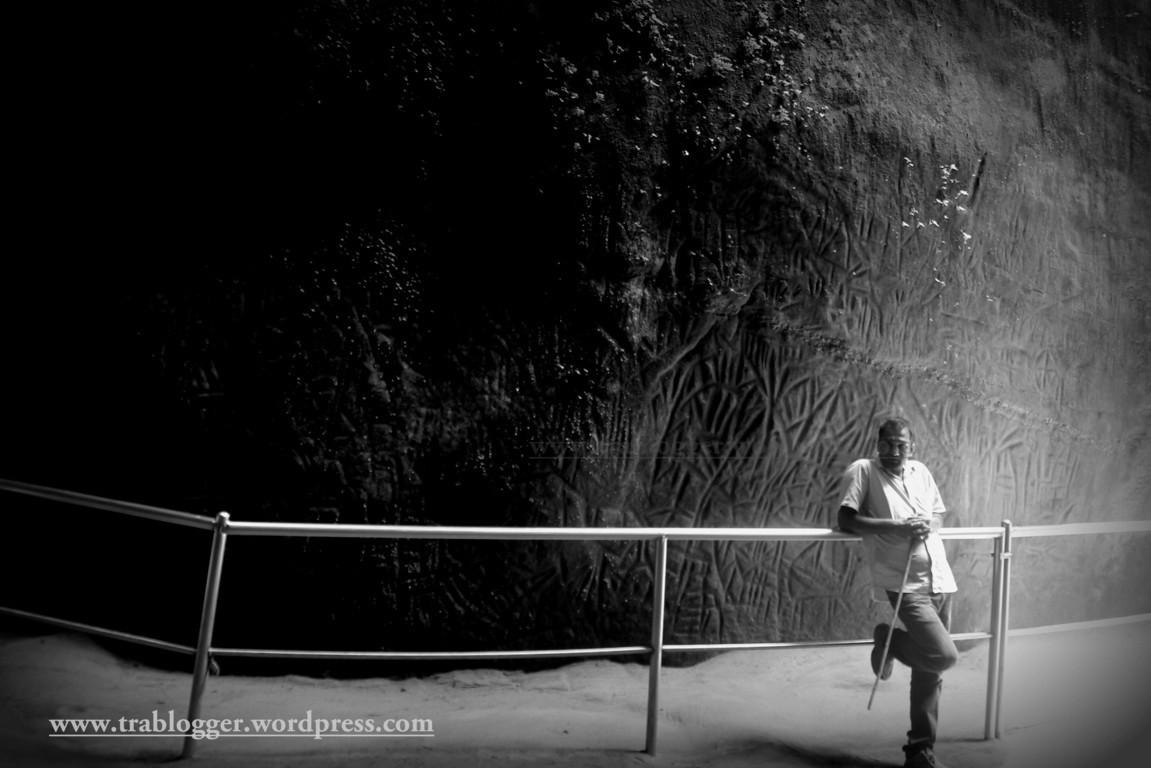 Fence at Edakkal caves