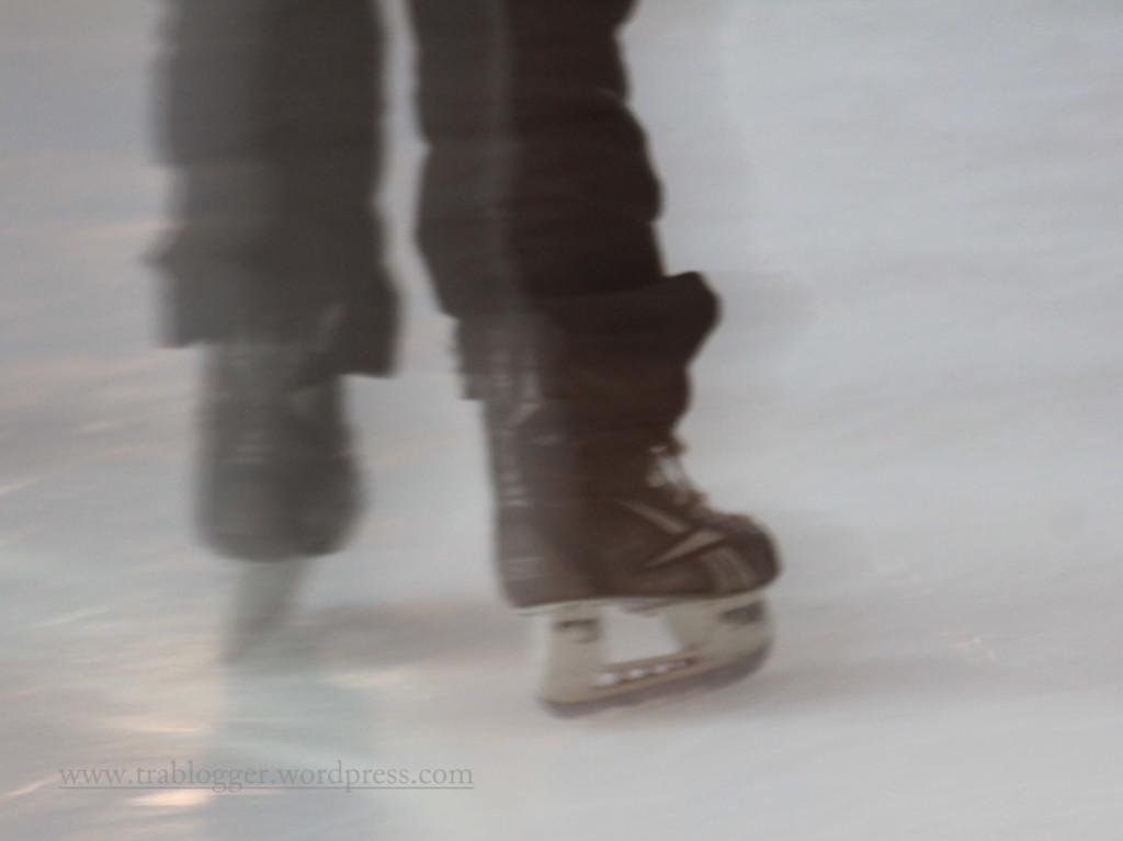 Legs of Dubai Ice Rink 1