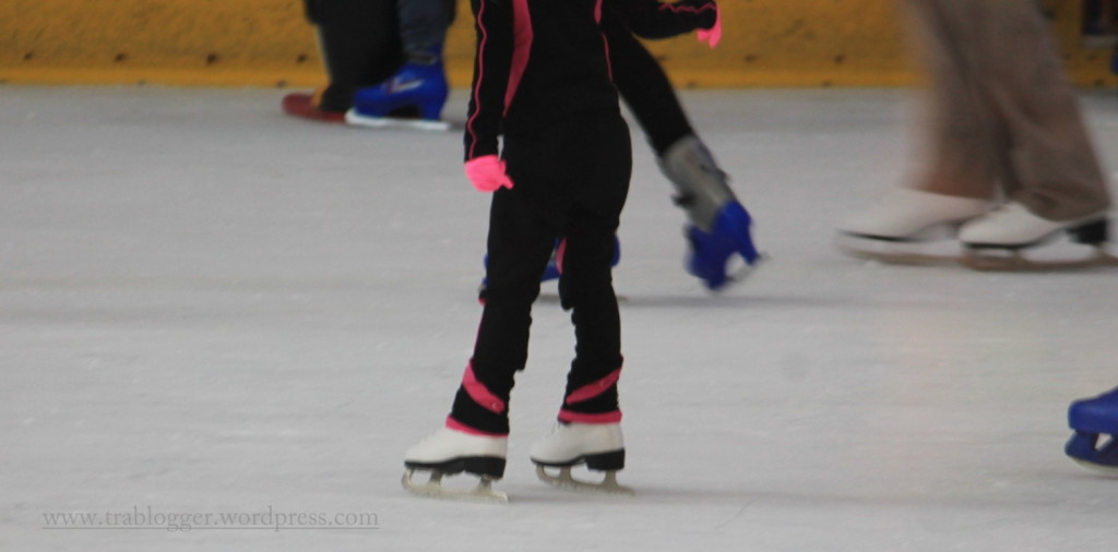 Legs of Dubai Ice Rink 3