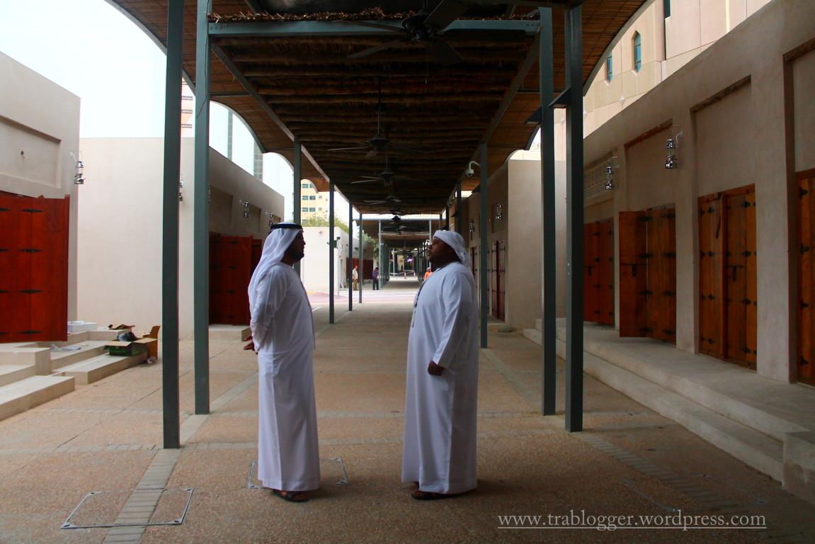 Inside the new souq