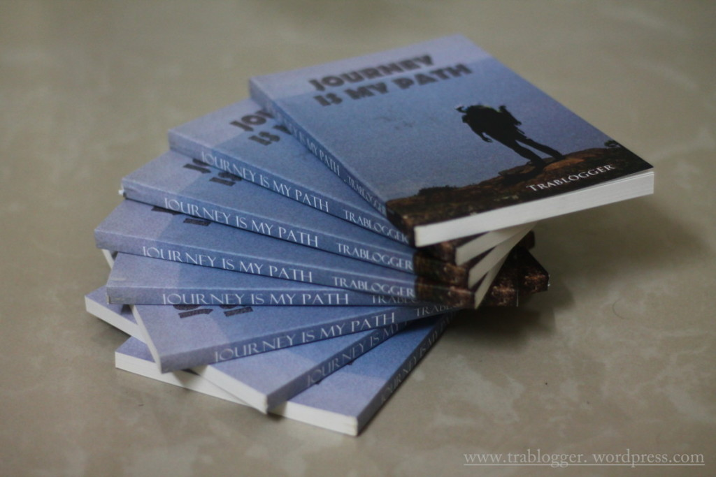 """""""Journey is m path"""" paperback"""