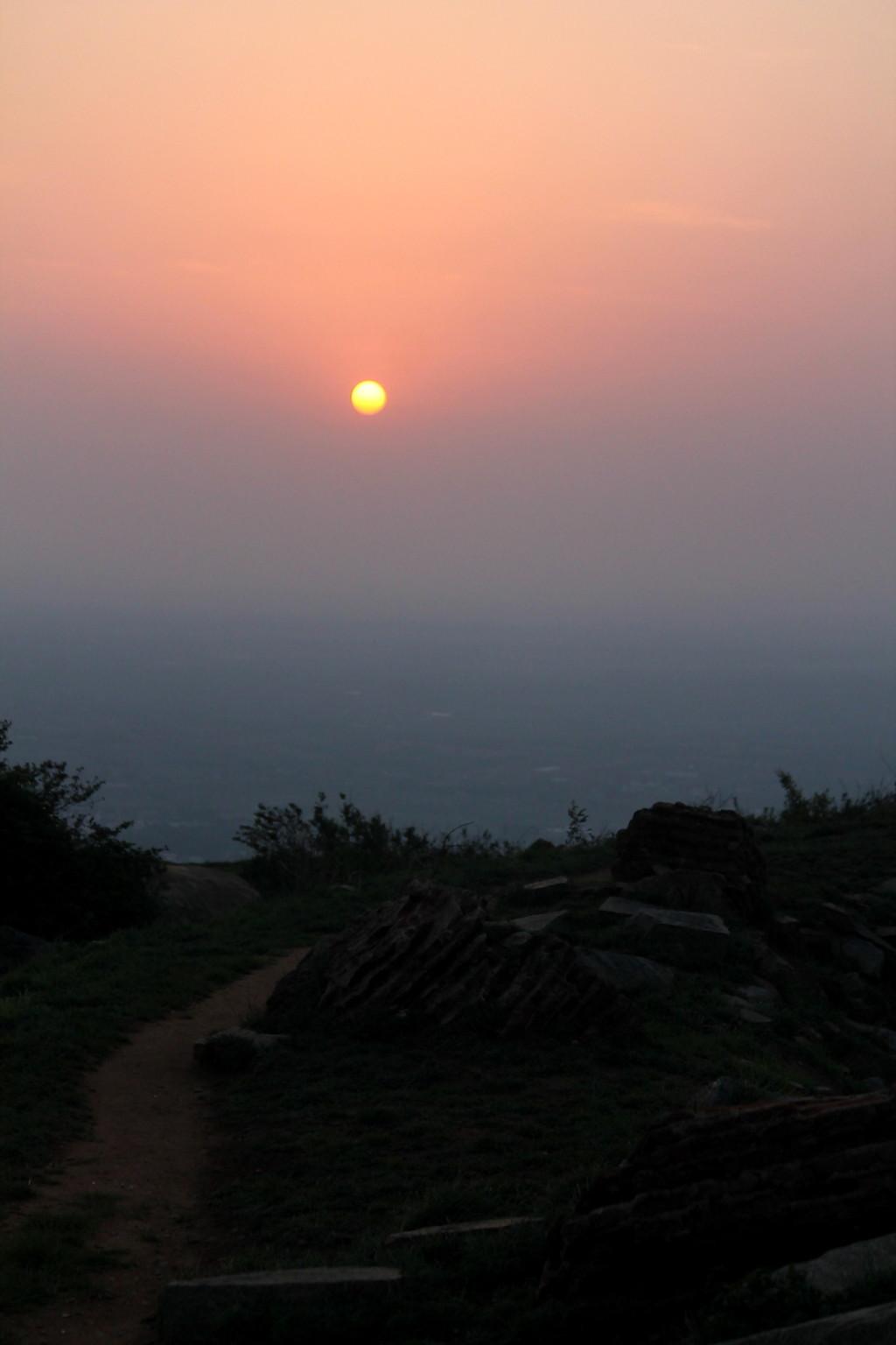 All ways lead to Sunrise