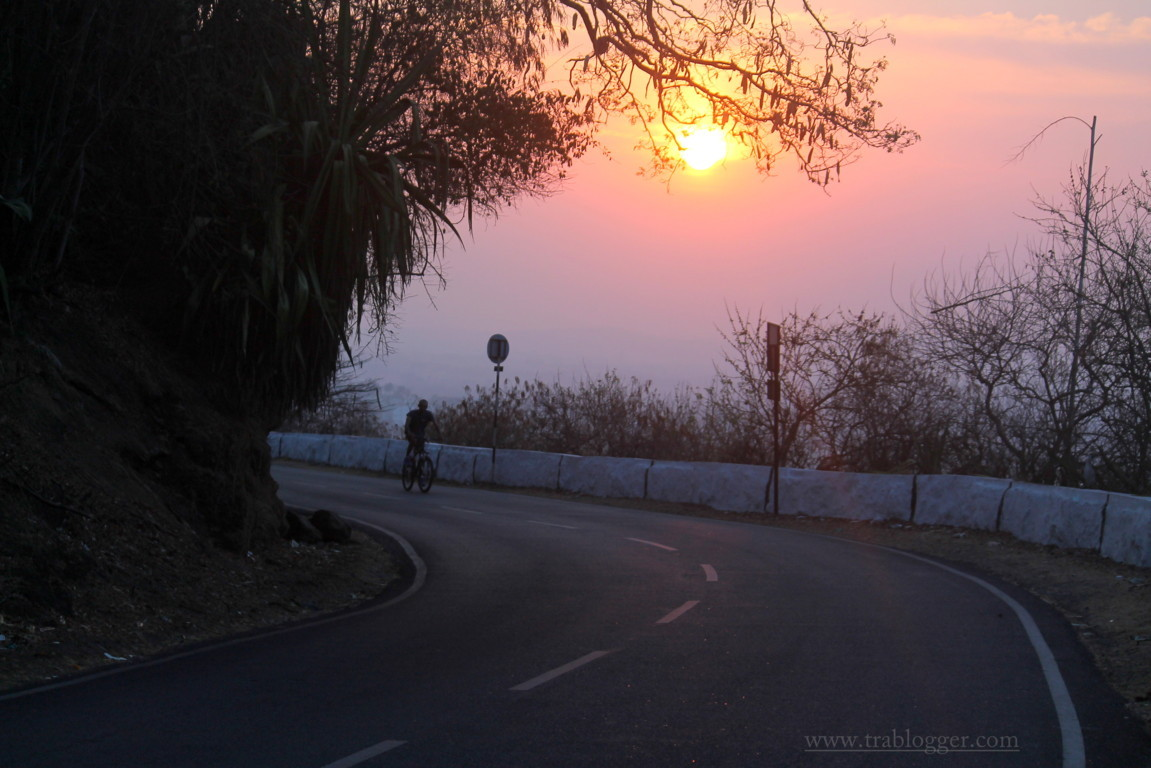 Chamundi Hill Sunrise