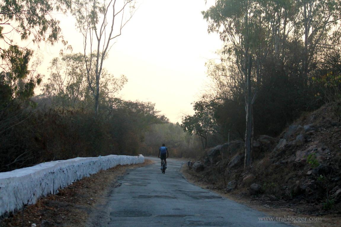 chamundi cycling