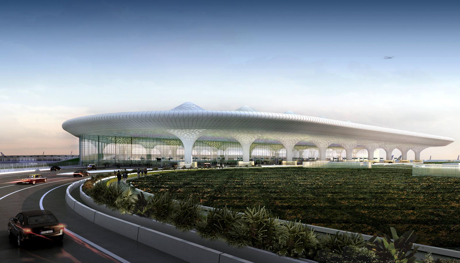 Mumbai airport (C) SOM | Crystal CG