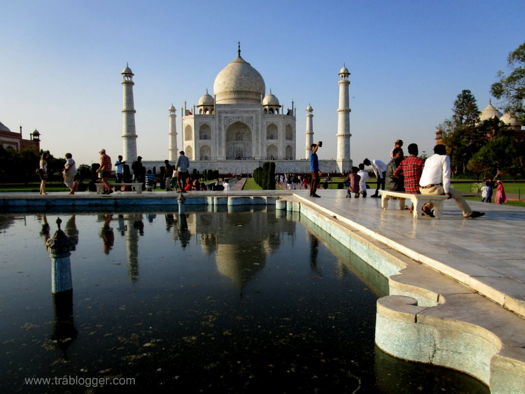 Magnificent Taj Mahal