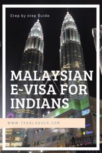 trabloggers_ Malaysian entri visa for indians