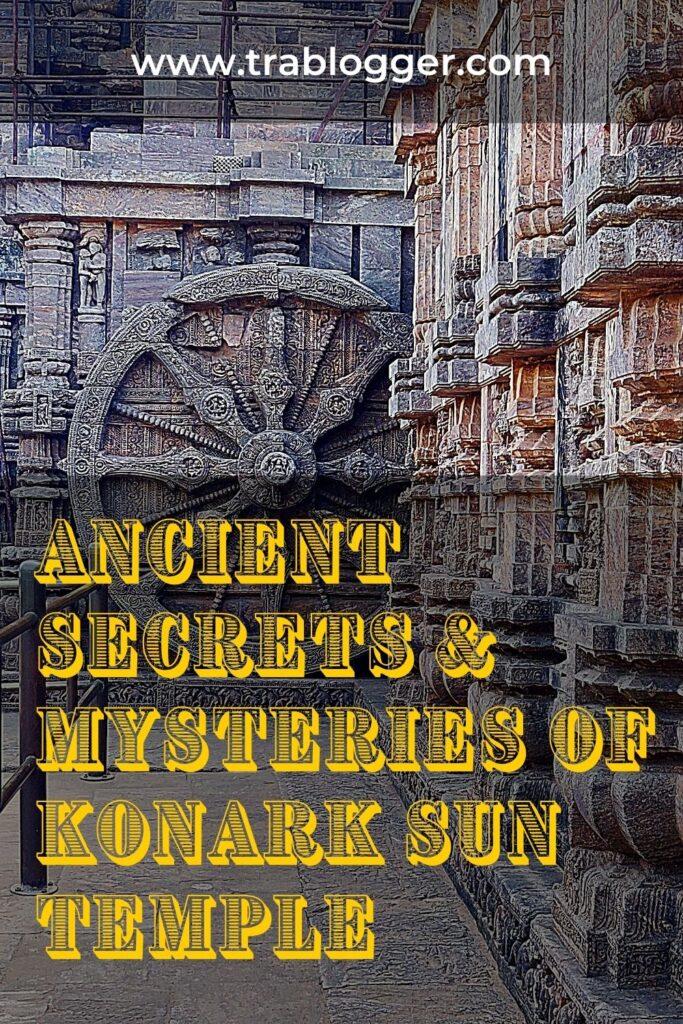 Ancient Secrets & Mysteries of Konark Sun Temple