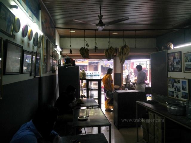 Sree Balaji Coffee house Vijayan and Mohana