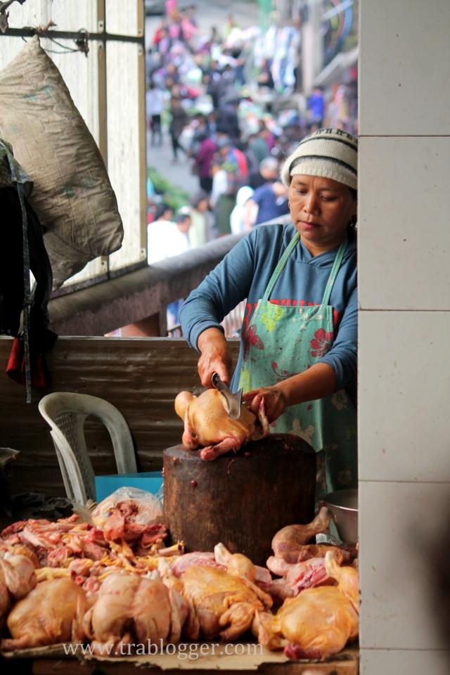 Butcher woman of aizawl