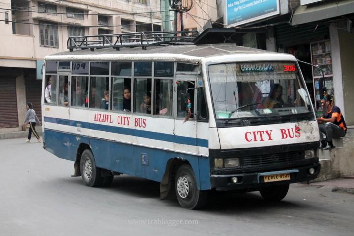 Decent traffic of Mizoram